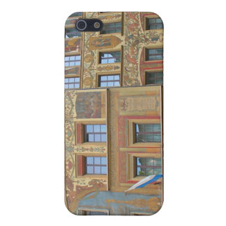 Painted houses, Luzern iPhone 5 Case