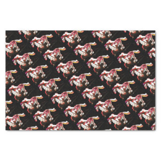 Painted Irish Gypsy Horse Tissue Paper