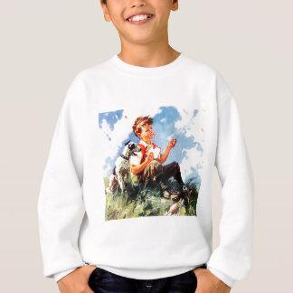 Painted Kid Sweatshirt
