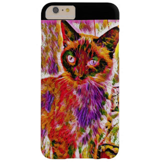 Painted Kitten 4 Barely There iPhone 6 Plus Case