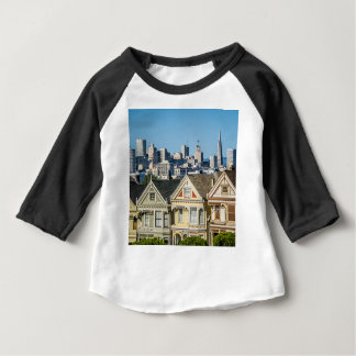 painted ladies san francisco baby T-Shirt