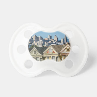 painted ladies san francisco pacifier