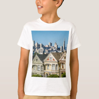 painted ladies san francisco T-Shirt