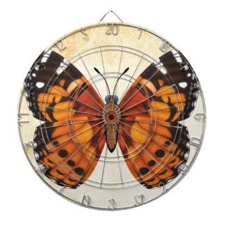 Painted Lady Butterfly Dartboard
