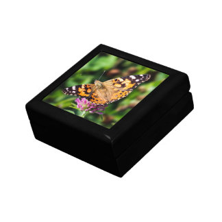 Painted Lady Butterfly Gift Box
