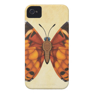 Painted Lady Butterfly iPhone 4 Covers