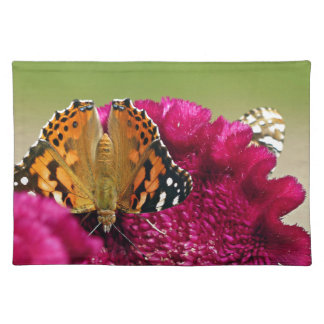 Painted Lady Butterfly Placemat