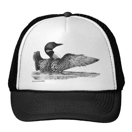 Painted Loon Mesh Hats