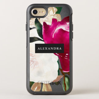 Painted Magnolia OtterBox Symmetry iPhone 8/7 Case