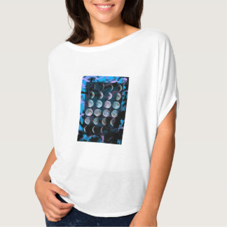 Painted Moon Phase T-Shirt