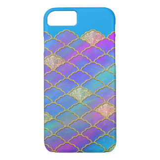 Painted Moroccan Pattern iPhone 7 Case