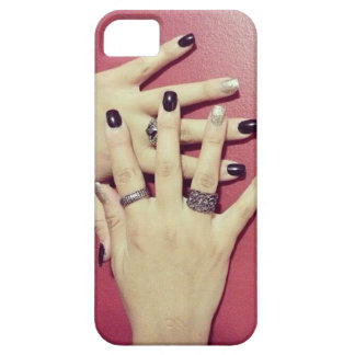 Painted nails! iPhone 5 case