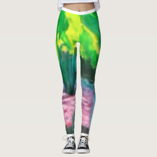 Painted on Leggings - Kimberly Price Collection