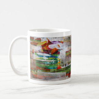 Painted On Mug, by TRICKSTER REX Coffee Mug