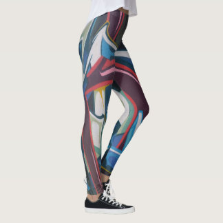 Painted On Tights by TRICKSTER REX