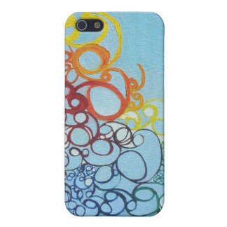 Painted Pattern iPhone Cover