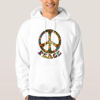Painted Peace Hoodies