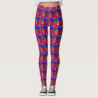 Painted Pebbles Leggings