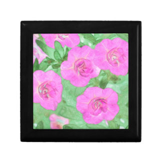 Painted Petunias Gift Box