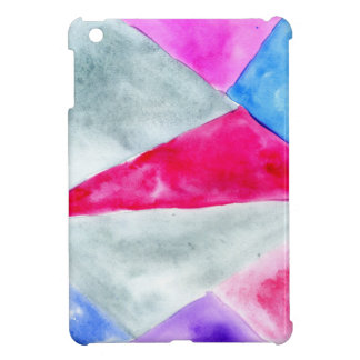 Painted Polygonal Background2 iPad Mini Case