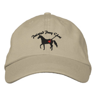 Painted Pony Chat Baseball cap