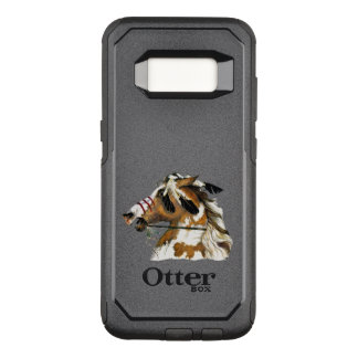Painted Pony OtterBox Commuter Samsung Galaxy S8 Case