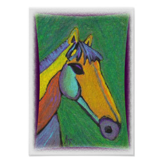 Painted Pony - western print