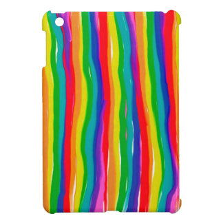 Painted Rainbows Cover For The iPad Mini