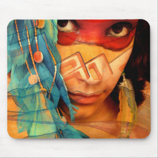 Painted Sand Mousepad