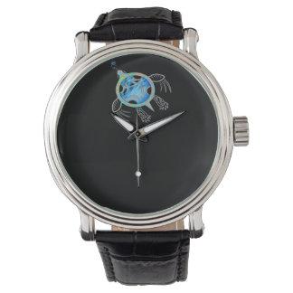 Painted Sea Turtle Watch