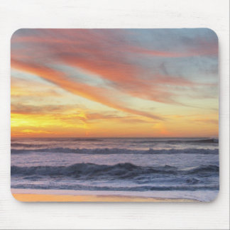 Painted Sky Mouse Pad