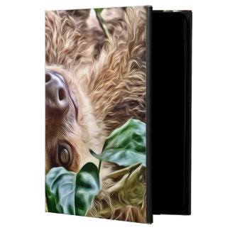 painted Sloth Powis iPad Air 2 Case