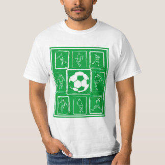 Painted soccer skills T-Shirt