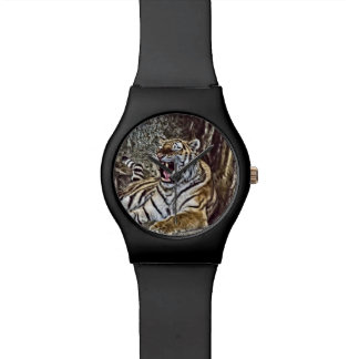 Painted Tiger 8 Watch