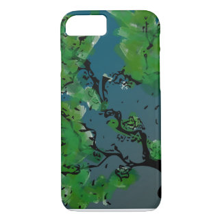 Painted Tree iPhone 8/7 Case