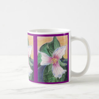 Painted Trillium! Coffee Mug