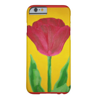 Painted Tulip Phone Case