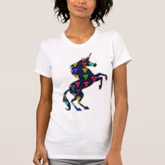 Painted UNICORN horse fairytale navinJOSHI NVN100 T-Shirt