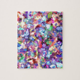 Painted Wall Puzzles