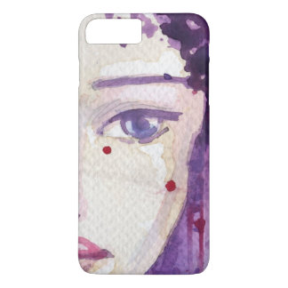 Painted Watercolor Background iPhone 7 Plus Case