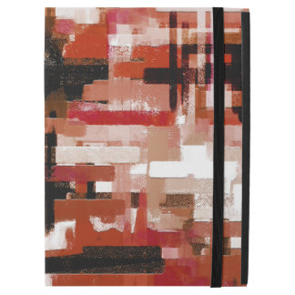 """Painted Weave - Red iPad Pro 12.9"""" Case"""