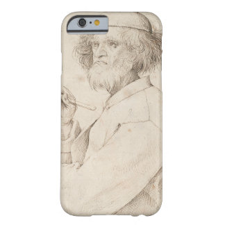 Painter and Connoisseur by Pieter Bruegel Barely There iPhone 6 Case