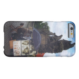 Painter in Prague Barely There iPhone 6 Case