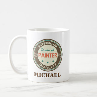 Painter Personalized Office Mug Gift