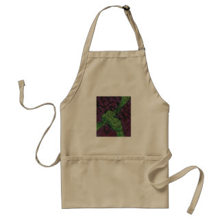 Painter Smock Green Goat Gallery Apron