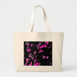Painter was here - magenta large tote bag