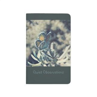 Painterly Butterfly Pocket Journal
