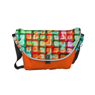 Painter's Dream Messenger Bag