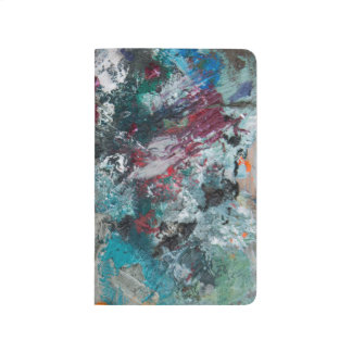 Painter's palette journal