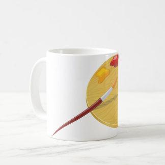 Painters Palette Mug